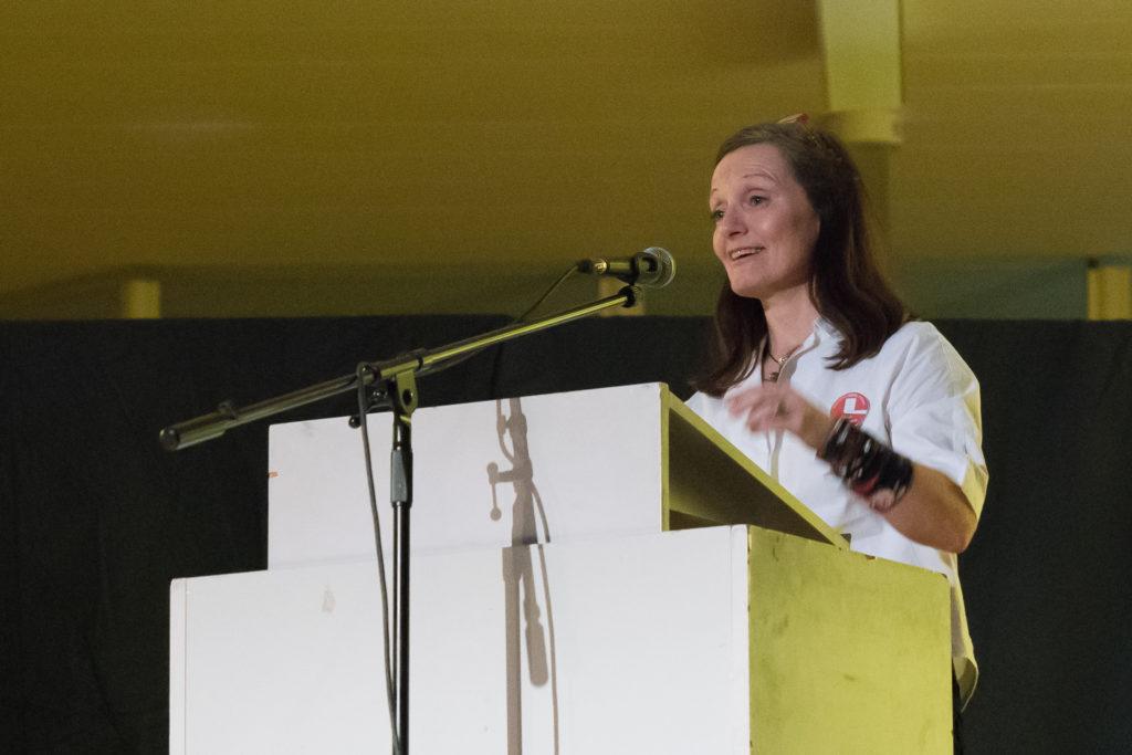 Birgit Römer-Wolf, AK Asyl Ettlingen