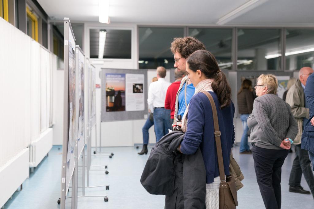 """Ausstellung """"Asyl ist Menschenrecht"""""""