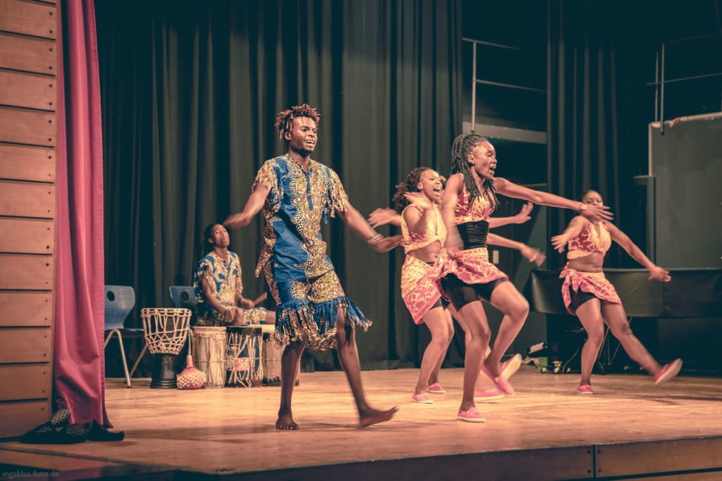 Hope Theatre Nairobi - Stop breathing it can damage your health