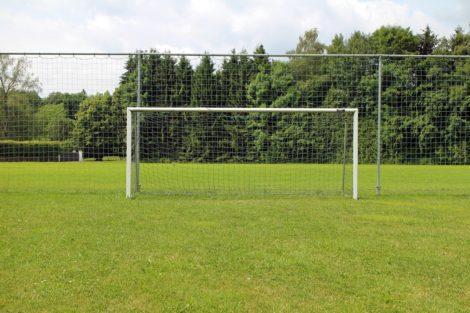 Fußball Pause