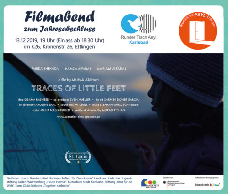 "Filmabend ""Traces of Little Feet"""